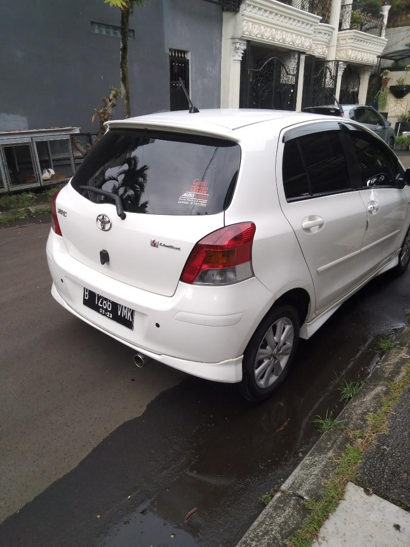 Toyota Yaris S limited 2011