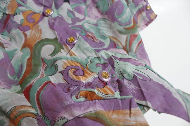 Vintage Blouse #BAPAU
