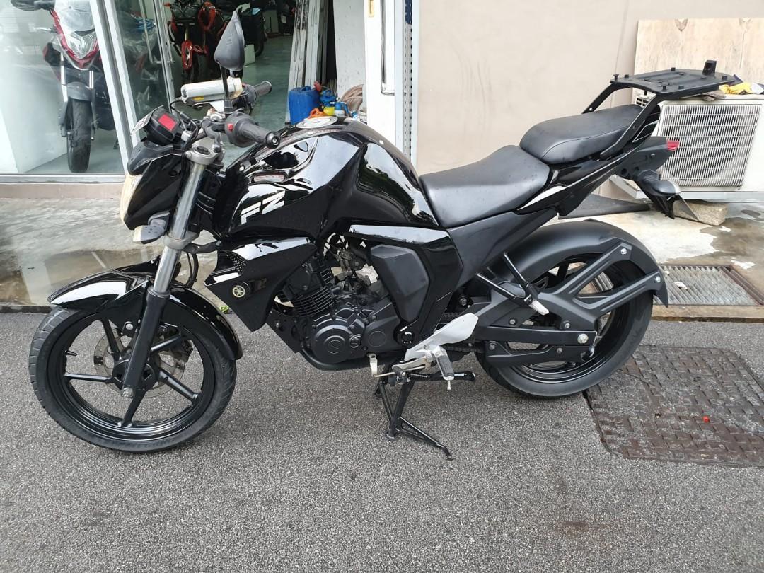Yamaha FZN 150