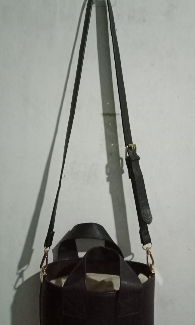 #BAPAU Zara bucket mini sling bag