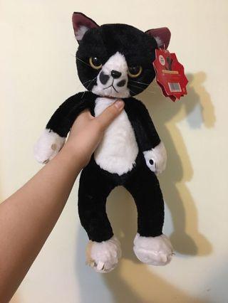 🚚 日本 臭臉貓 娃娃