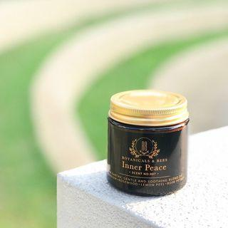 🚚 Scent 007 Inner Peace Soy Candles By Botanicals And Bees