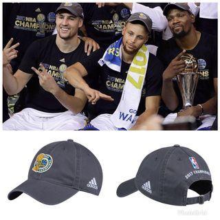 🚚 NBA 棒球帽 金州勇士隊 球員實際著用 adidas 棒球帽 美國帶回 全新品