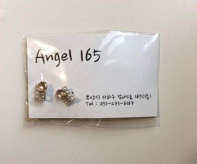 Earrings from Korea