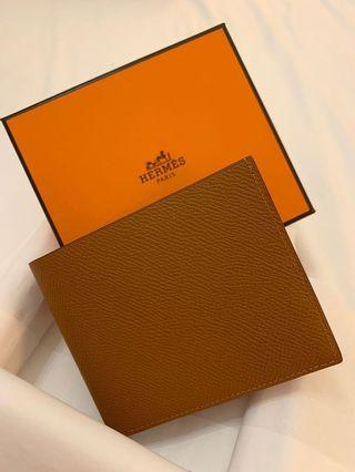 Hermes Petite H Wallet (RARE)