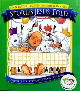 Stories Jesus Told (Favourite Stories from the Bible)