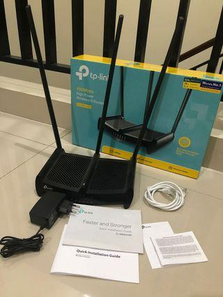 Wifi Extender and Router Tp-Link 450Mbps TL-WR941HP