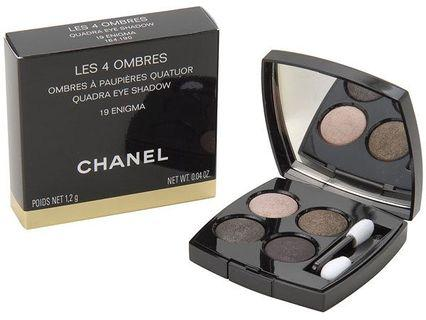 Chanel eyeshadow palate