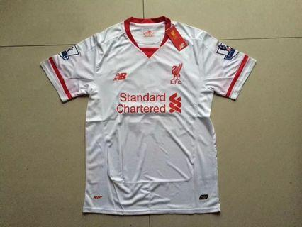 Liverpool Jersey 2015 2016
