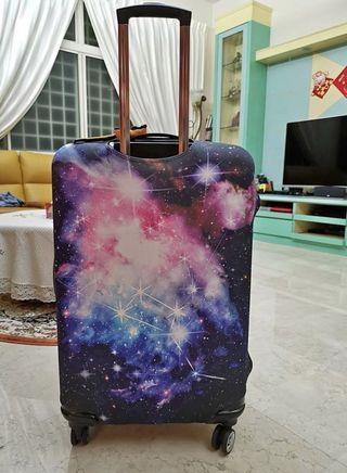 Free 🚚:Spandex Elastic luggage cover