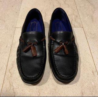Ted Baker Black Loafers