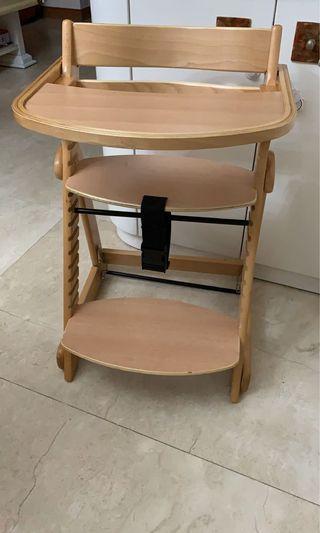 食飯椅實木