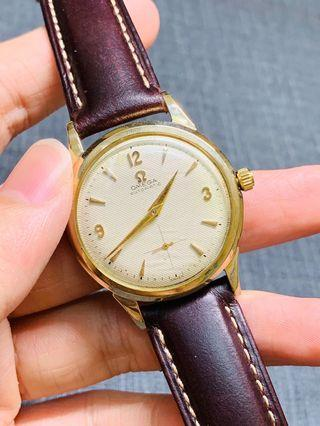 Omega vintage Automatic 10k gold filled ( Very Rare ) Original