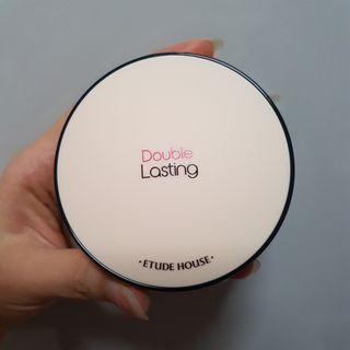 [New] Etude House Double Lasting Cushion / Refill N03 Neutral Vanilla SPF34 PA++[made in korea]