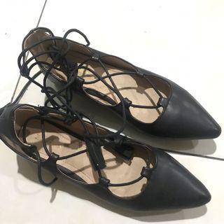 Zalora Tied Shoes