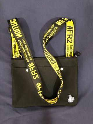 #FR2 sling bag