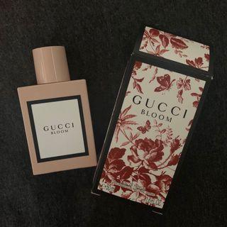 🚚 GUCCI BLOOM EAU DE PARFUM Gucci Bloom淡香精