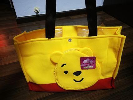 🚚 Winnie Pooh light duty bag