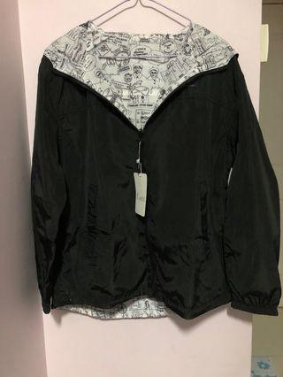 Black Jacket with Hood