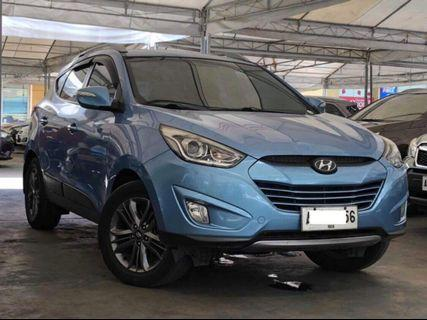 Special Offer 2014 Hyundai GL 4WD CRDi RE-VGT AT Diesel only P14T monthly at 30% DP