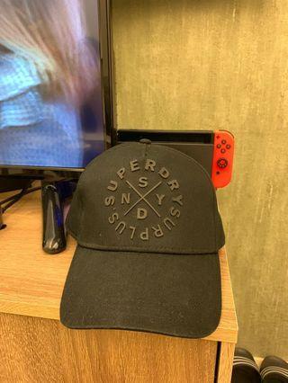 SuperDry 帽子