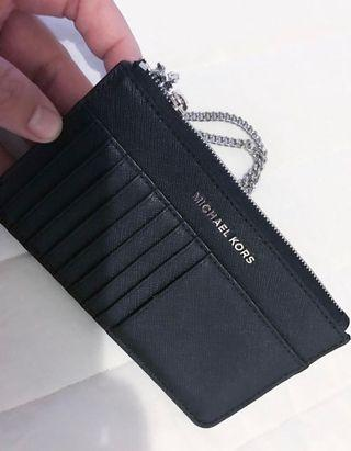 PRICE REDUCED- MICHEAL KORS CHAIN WALLET