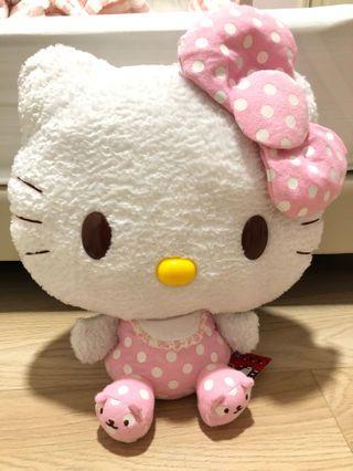 🚚 Original Sanrio hello kitty medium plushie