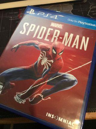 Ps4 spider man