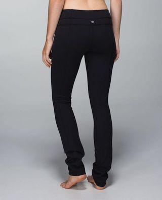 Lululemon Skinny Groove Pant *Full-On Luon
