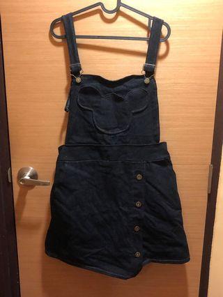 🚚 Denim skirt skort jumpsuit