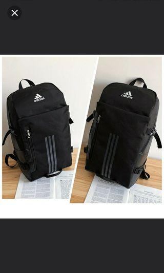 💯✔NEW INSTOCK! Adidas Casual Office Laptop Travelling Backpack /Rucksack/ WATER RESISTANT
