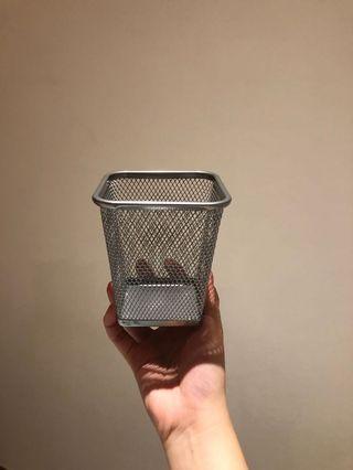 IKEA metal pen cup holder