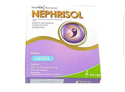 Nephrisol Vanila
