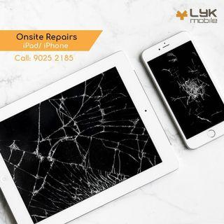 15min Home Repair. IPhone Lcd Repair ,Crack screen Repair