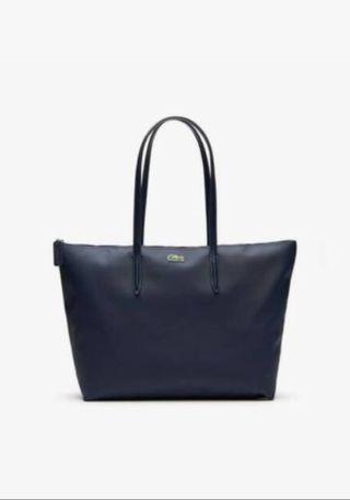 #BAPAU-Jual Rugi Lacoste Bag -IMPORT-KUALITAS PREMIUM-BLACK, baru dipakai sekali bangett, kondisinya masih baru-muluss