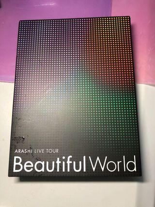 Arashi 嵐 Beautiful Day DvD 初回 日版