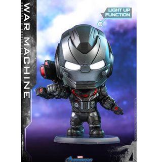 最後一個 cosbaby HOTTOYS Hot toys War Machine 戰爭機器 endgame iron man 發光