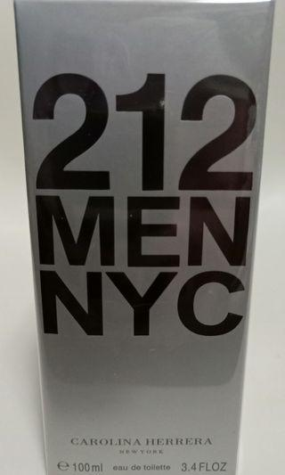 LAST AND ONLI PCS 212 MEN NYC 100ML