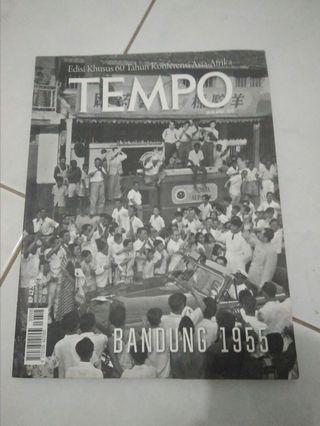 Majalah Tempo Edisi khusus: 60 Tahun Konferensi Asia Afrika