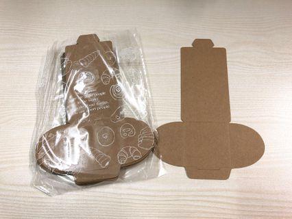 49個 糖果 巧克力 牛皮紙質 包裝盒