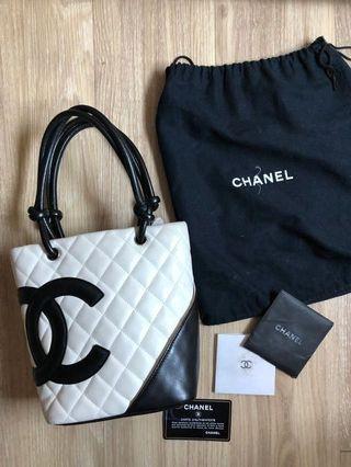 Chanel Cambon Tote Small Bag