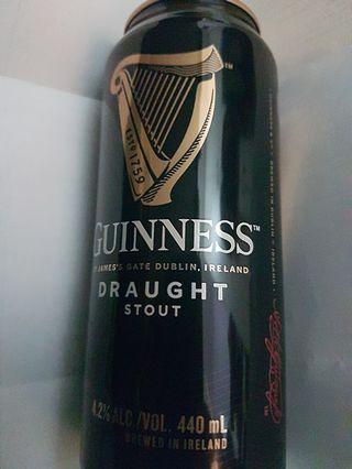 Guinness Draught 440ml
