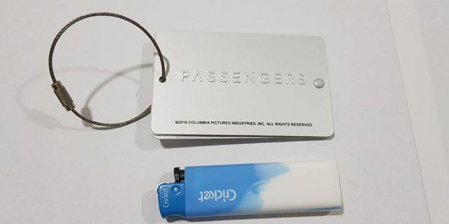 Passenger The Movie Bag Tag