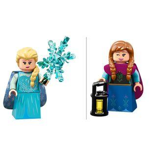 Lego Disney Frozen Sisters - Elsa and Anna