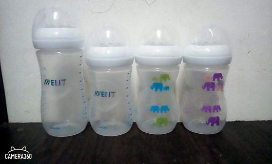Avent Bottles