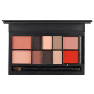 MAC Look In A Box Face Kit (Sophisticate) 內有胭脂+6色眼影+雙色唇膏+雙頭化妝掃