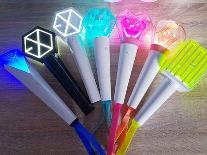 NCT OFFICIAL LIGHTSTICK
