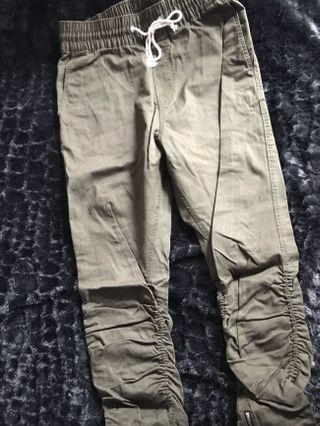 H&M men's sweatpants/chinos size 30