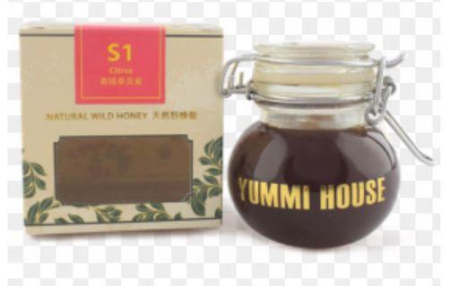 Yummi House S1 Natural Wild Honey (Citrus) 100g