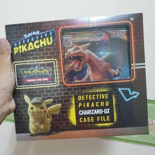 Pokemon Detective Pikachu Charizard GX (New)